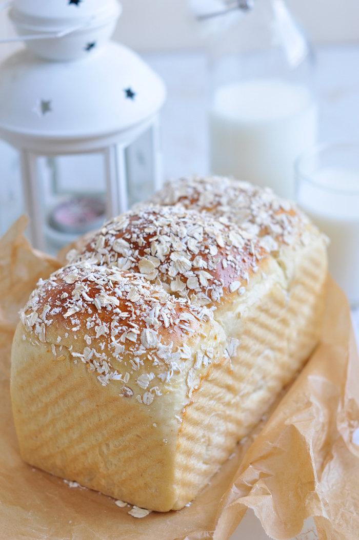 粗粮做面包,营养又健康