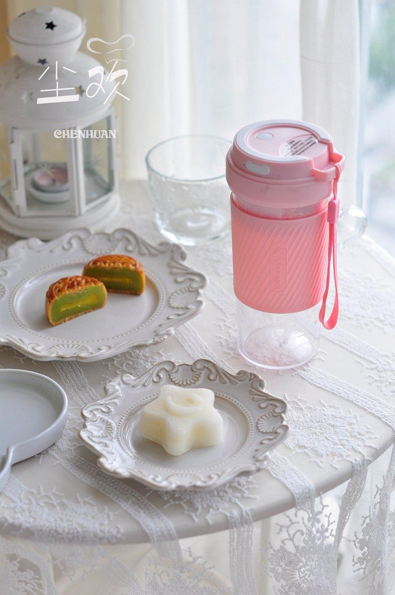 约三五好友喝个简单的下午茶,用这款小神器做果汁简单又快捷