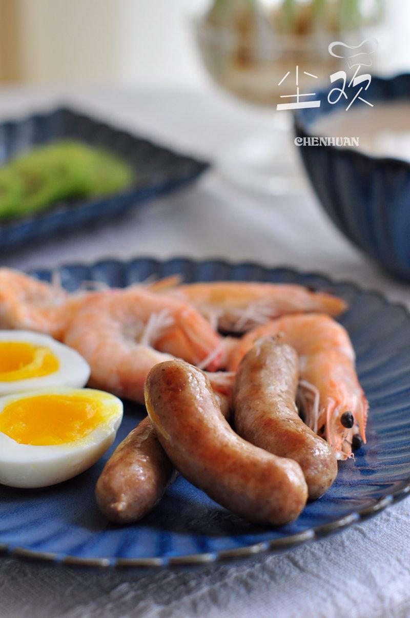 黑椒脆皮肠:诱人的百搭小肉食