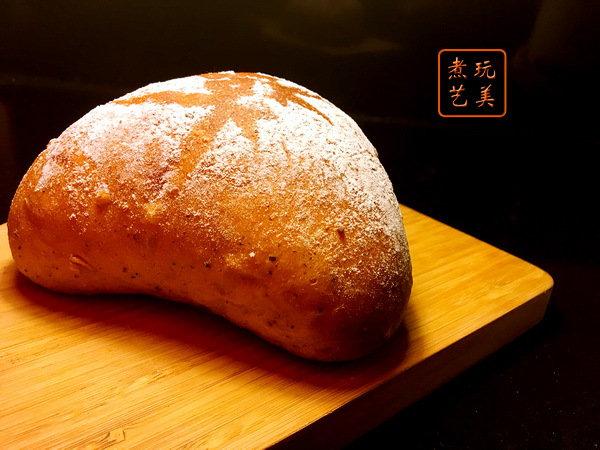 好欧包要叁等奖,发酵要等,好食材要等,烘焙更要等?