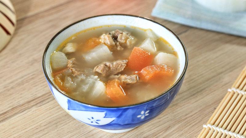 羊肉汤:暖心又暖胃,冬天进补好时机