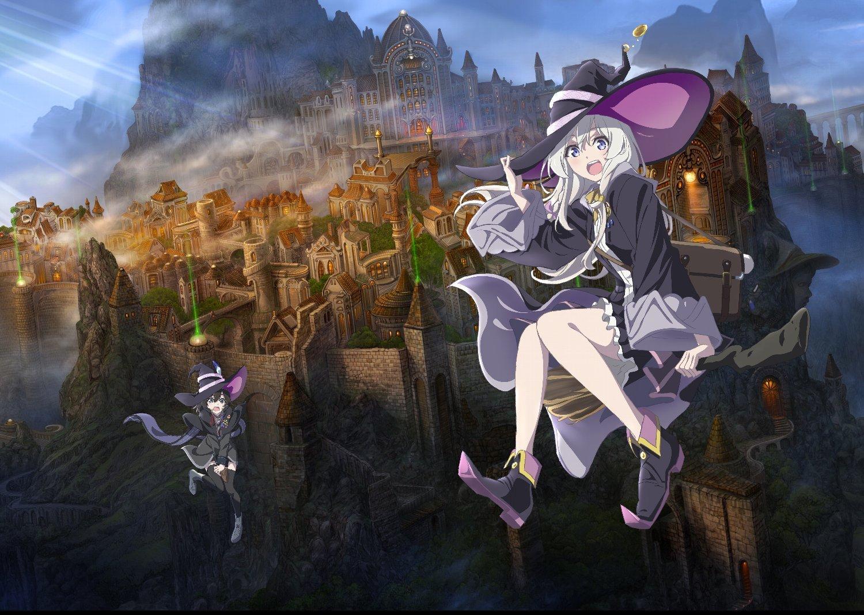 魔女之旅 动画化