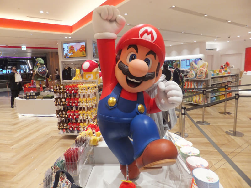 任天堂 直营店 Nintendo TOKYO 03_o