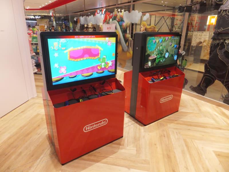 任天堂 直营店 Nintendo TOKYO 12_o