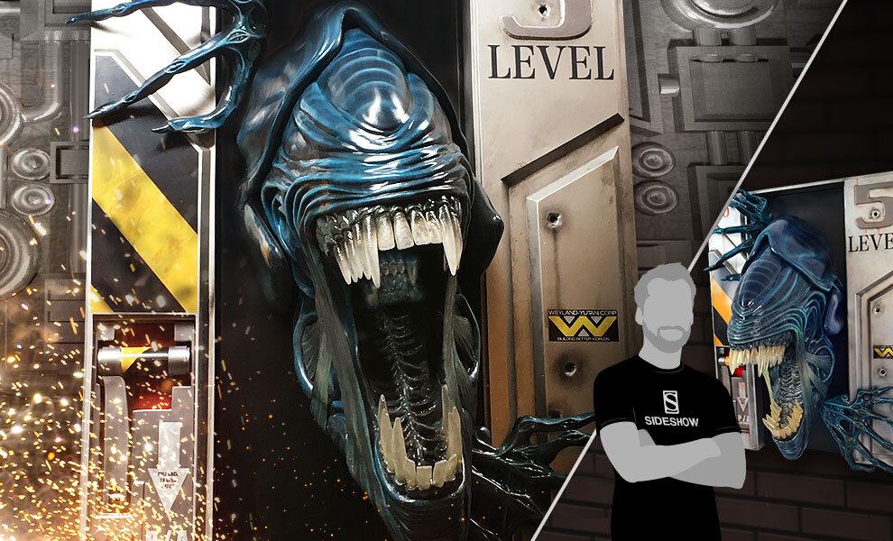 Alien-Queen-Sculpture-Level-5