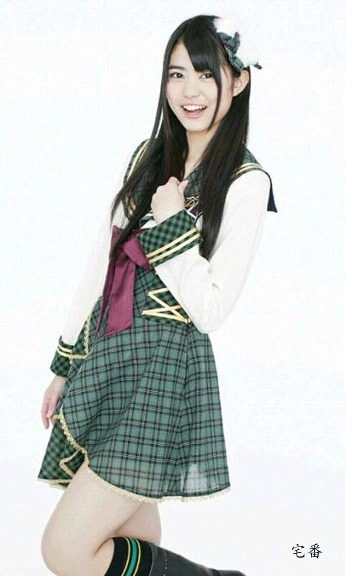 与超级无敌破坏王神似的AKB48前田亚美毕业想当演员