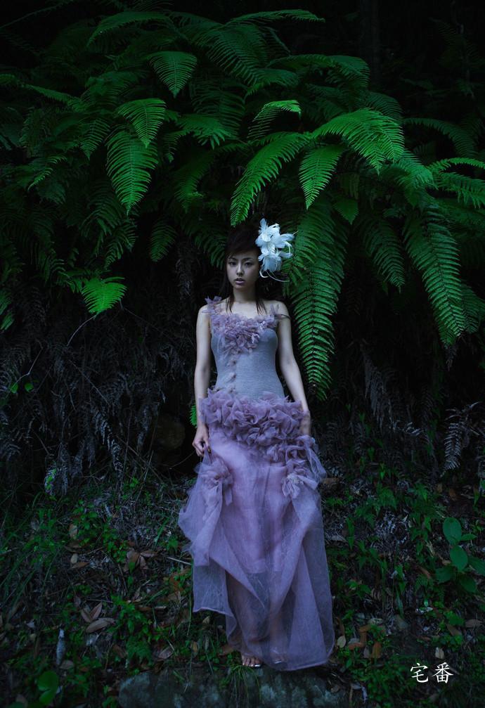 清纯养眼的木下亚由美写真作品集