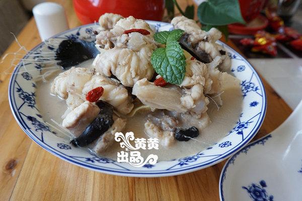 【开学季】让鱼和豆腐顺利约会的【丑鱼炖豆腐】