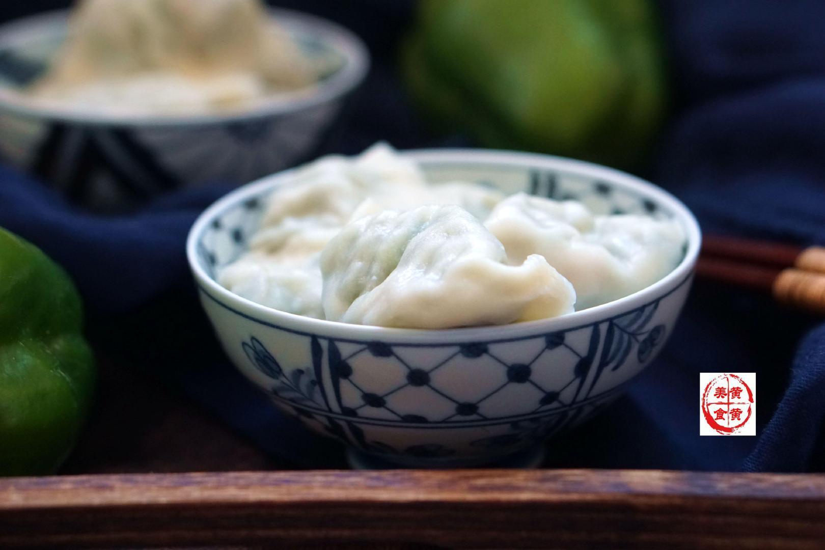 夏天吃饺子,最爱这个馅,鲜美滋补不上火,加上它,老少吃不够