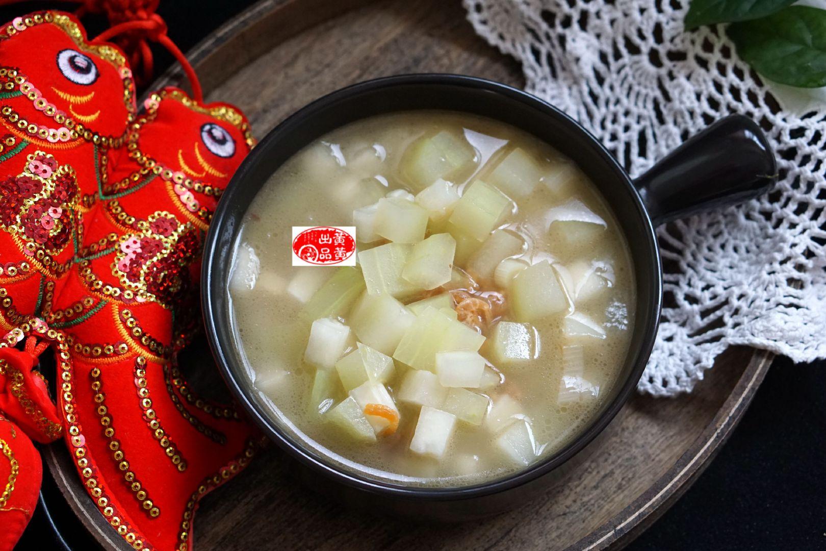 天冷了,多喝这个汤,那叫一个鲜,那叫一个香,越喝越瘦