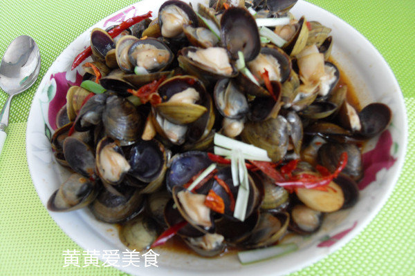 巧做绿蛤【两河水的蛤也能超级鲜】