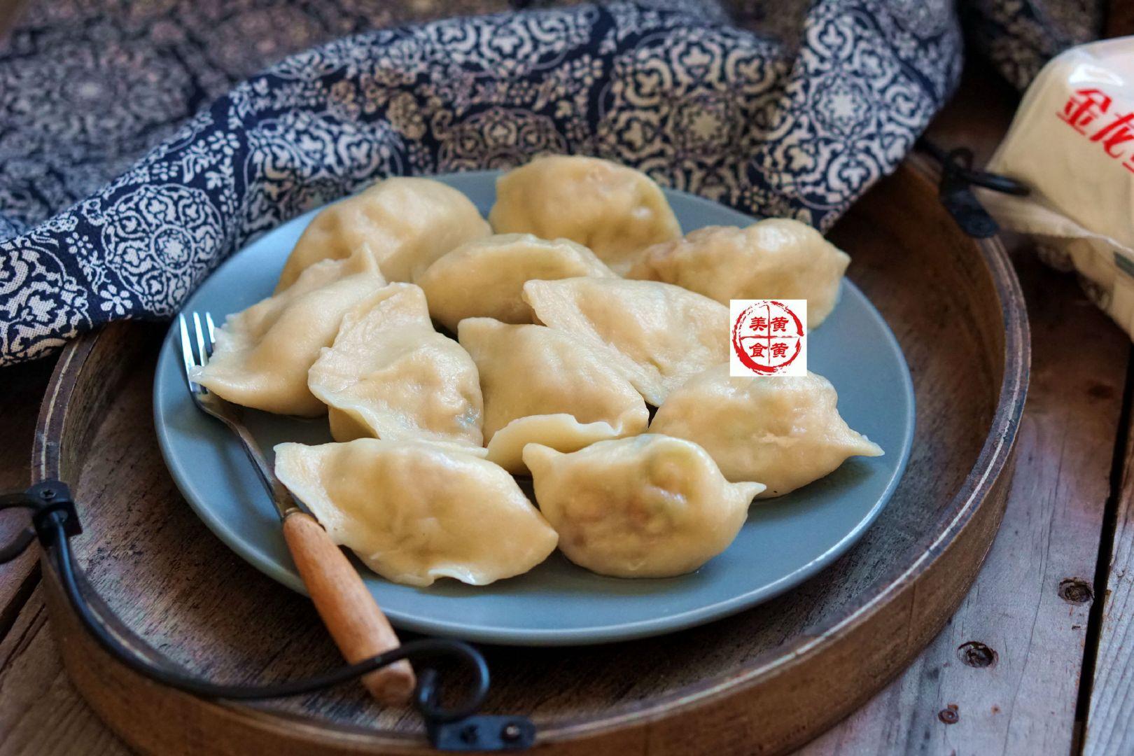 饺子好吃有秘诀,加上这两样,一咬满嘴汁,冬天要多吃,太香啦
