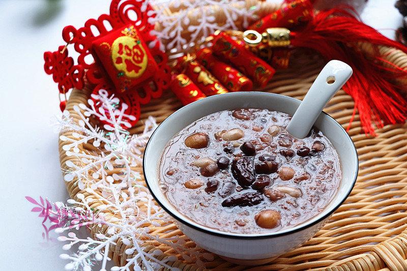 冬季养生要这样煮腊八粥,香绵可口,补血养颜,孕妇吃特别适合