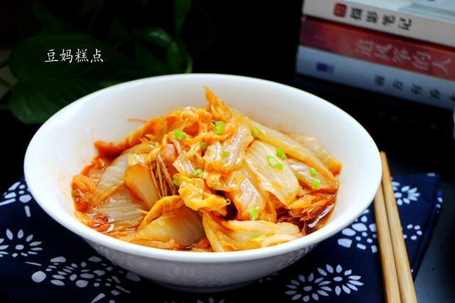 虾头烧大白菜