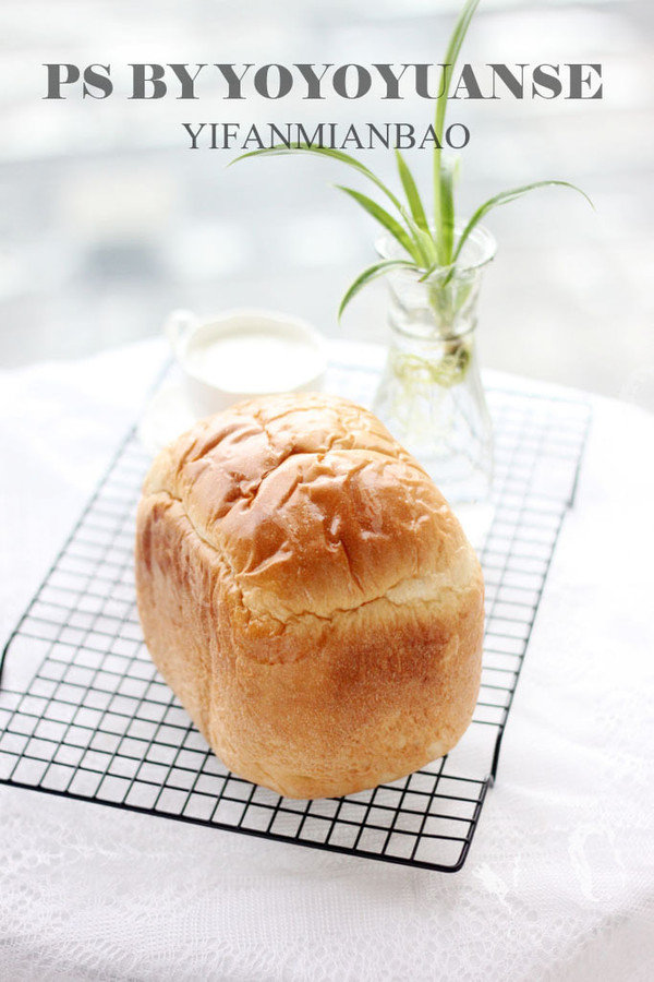 一键式面包机版——伊凡面包