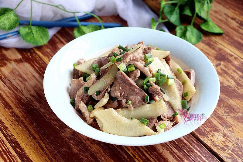 子姜最好吃的做法,美味下饭,教程详细