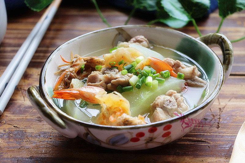 秋季把这几种材料一块煮,做法简单,鲜味好吃,除湿同时防干燥