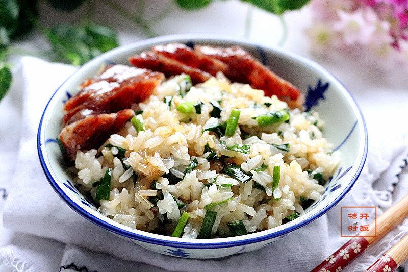 糯米饭配这两材料,美味又开胃,助你身体快速暖和,天气冷也不怕