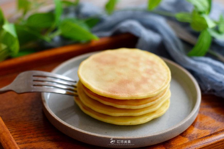 开学了早餐别发愁,教你4种美味早餐饼,营养又好吃,看一遍就会