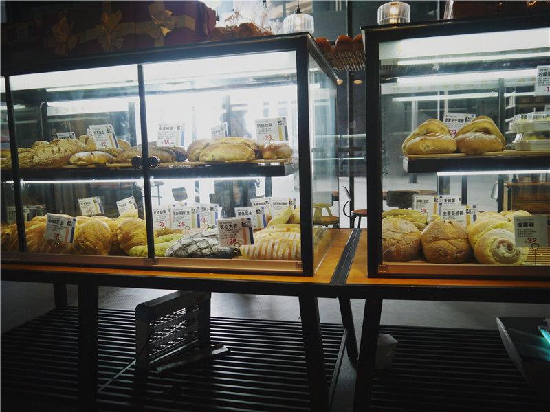 【品味手册】欧包甜点 阳光下午茶