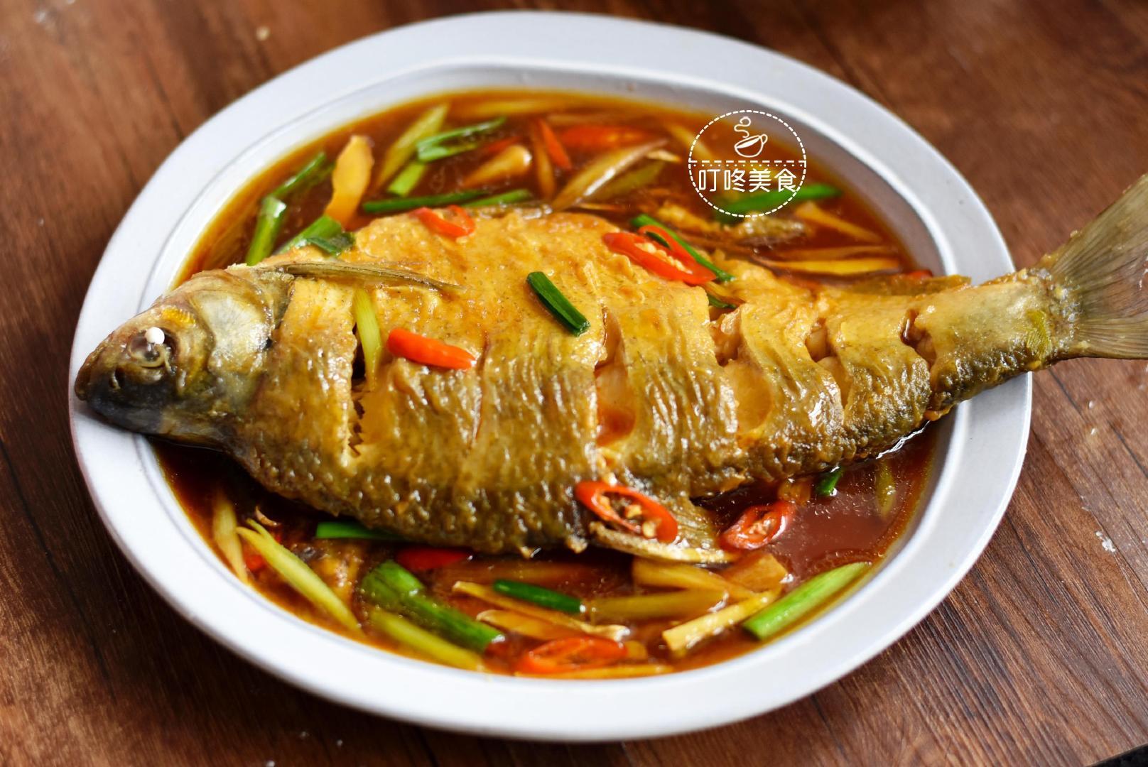 春天,分享鱼的4种家常做法,简单好做又营养,学会受用一辈子