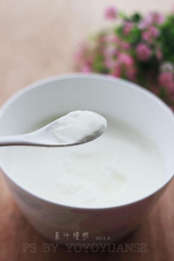 还原舌尖——姜汁撞奶