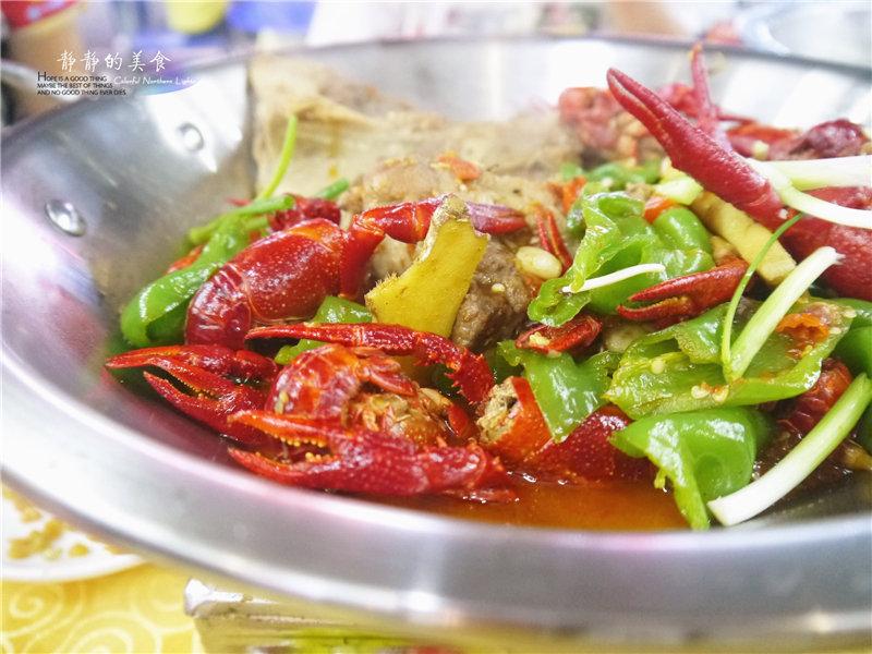 【品味手册】长沙夜市里不可错过的小龙虾和姜辣凤爪