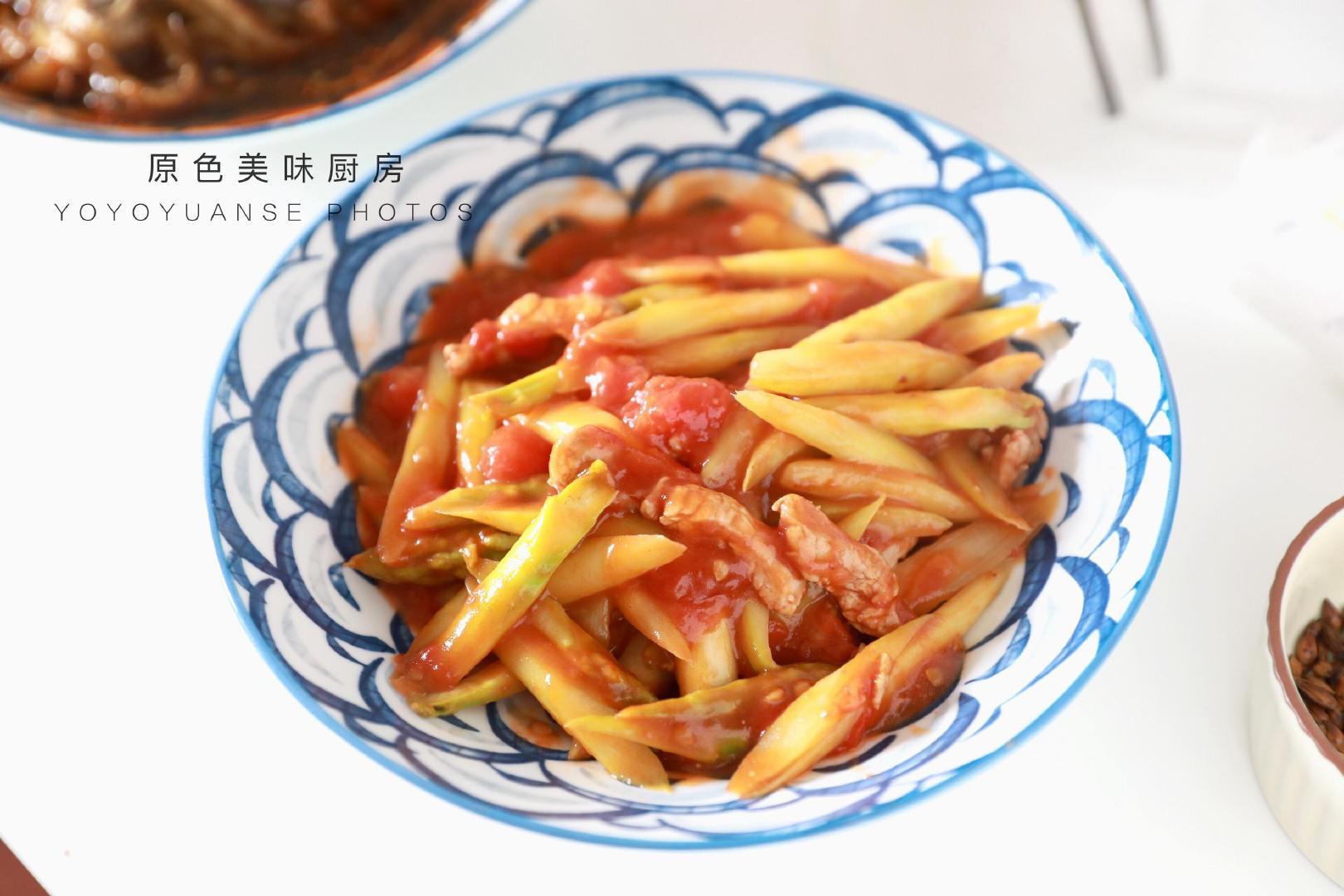 这道家常菜百吃不腻,简单易学,味道鲜美