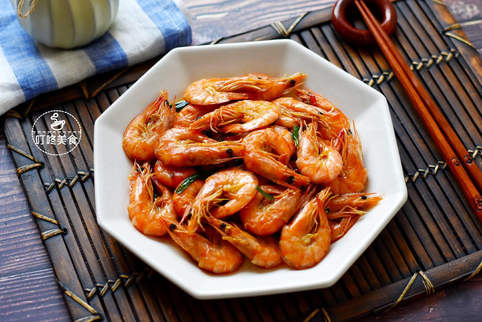 虾这样烧,比清蒸的好吃多了,鲜香又营养,简单好做,适合孩子们