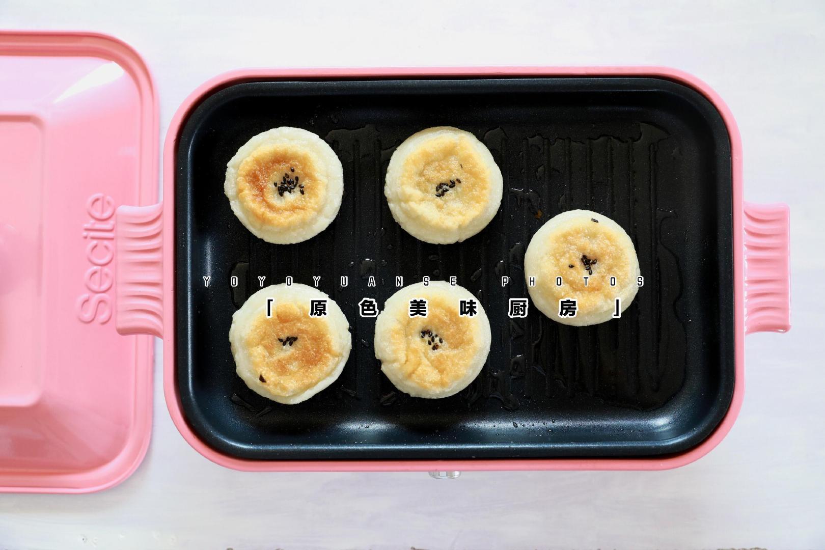 这道早餐饼外皮脆香内里软糯,好吃又好整,早餐不要亏待自己