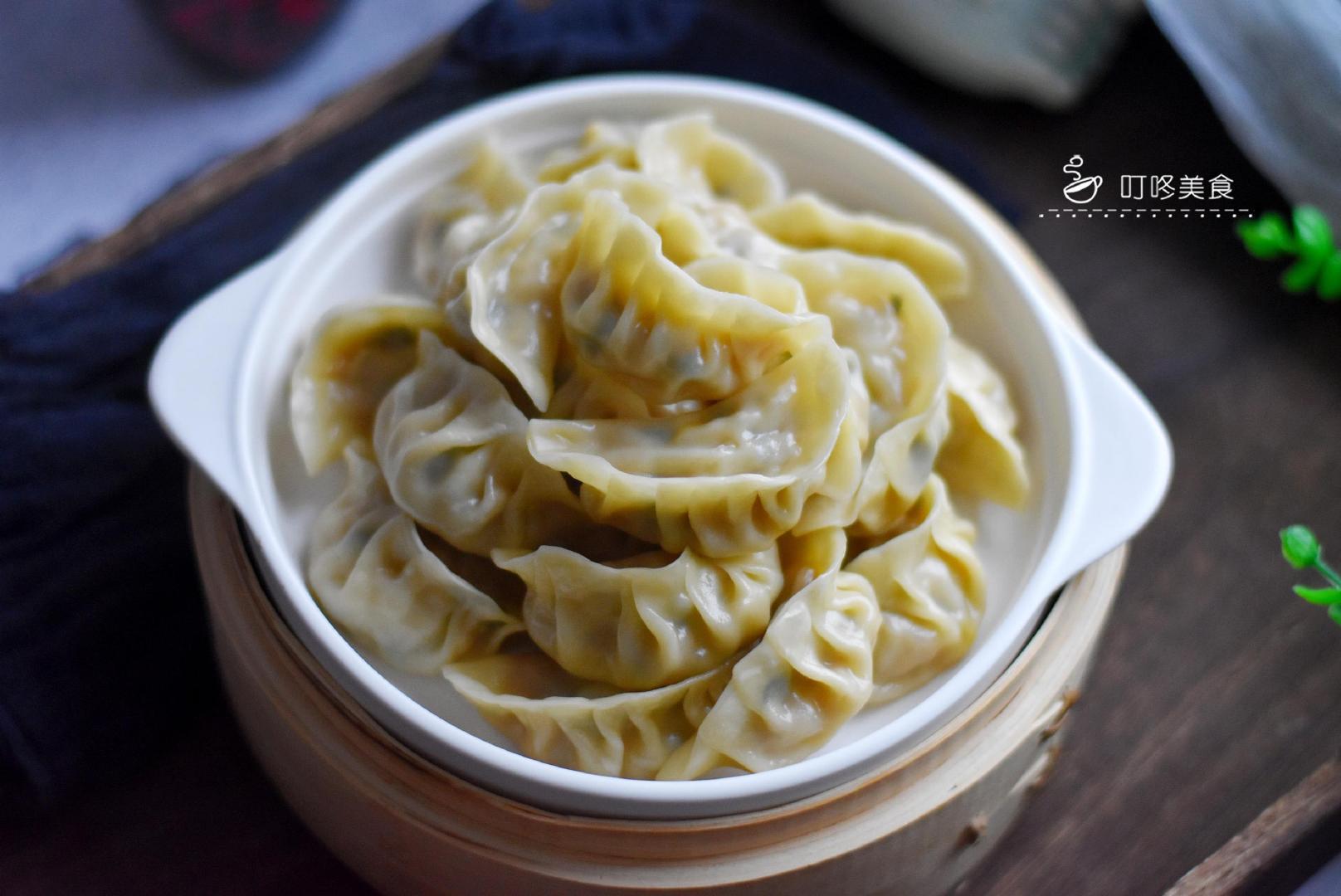 萝卜饺子:鲜嫩多汁,比韭菜还美味