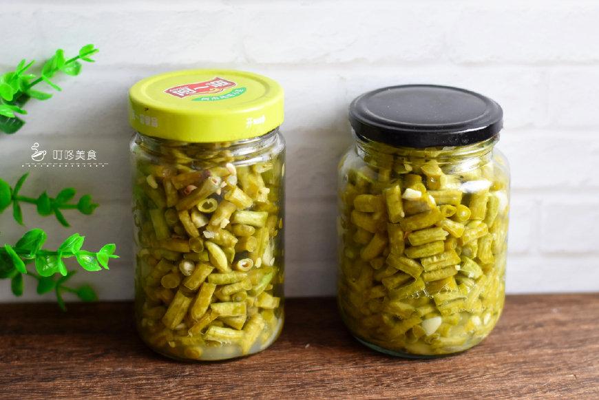 酸豆角用这方法腌制,只需三天就能吃上,特别简单,看一遍就会做