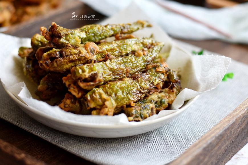青椒新吃法,不炒不煮,比大鱼大肉香10倍,90%的人没吃过!