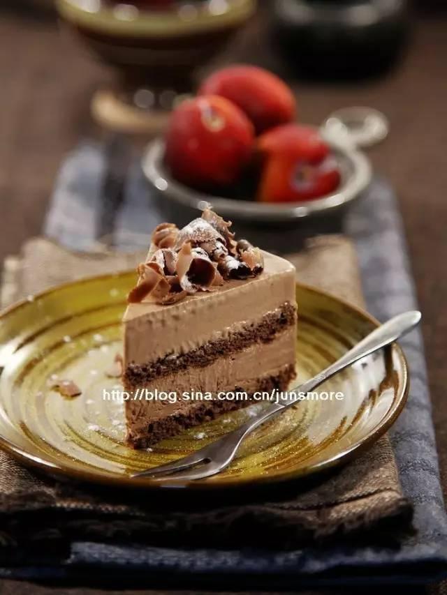 一份美味冰淇淋蛋糕,是可以很简单的