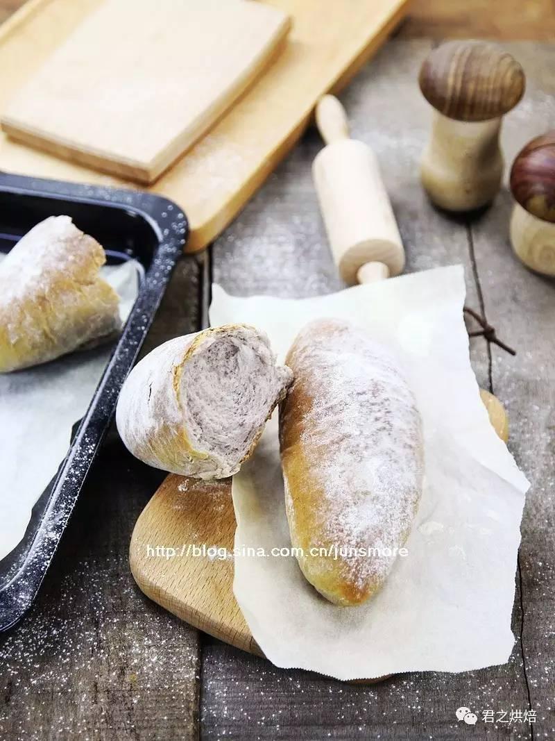 为了身材考虑,来款杂粮面包!