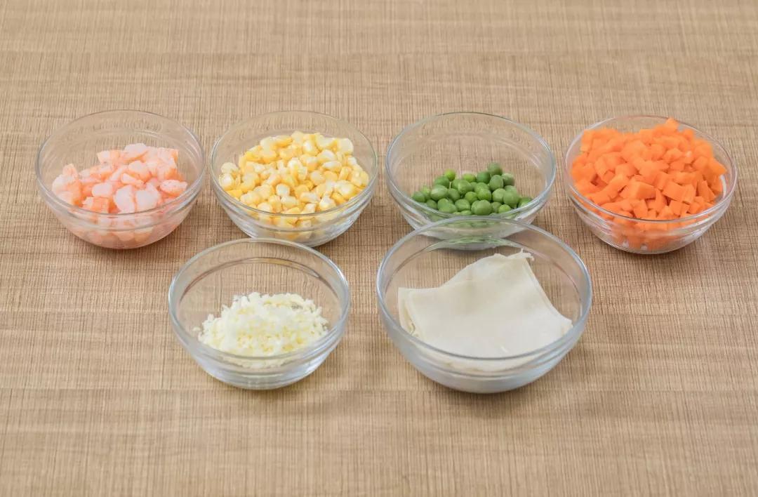 巧用馄饨皮灵活搭配,就能做出好吃又简单的瘦身餐!