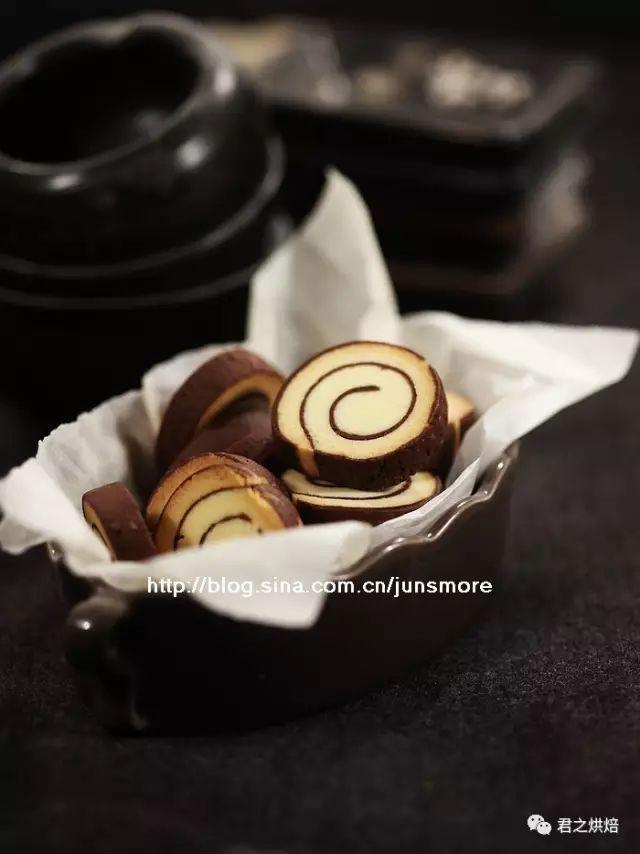 当饼干的味道已经不能满足你,就从颜值下功夫吧。