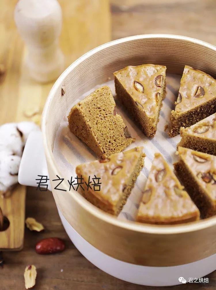 怎么做出松软可口的红糖发糕?