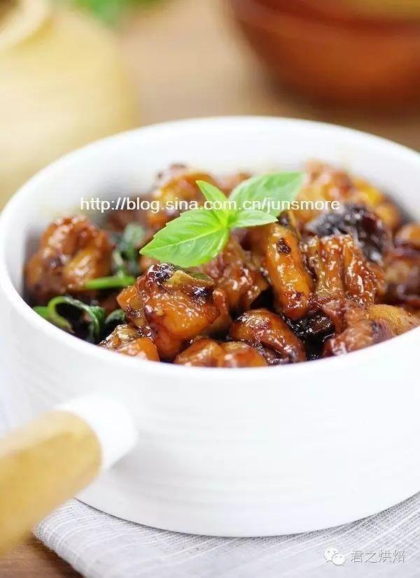 想要又简单又美味的快手菜,就来做三杯鸡!