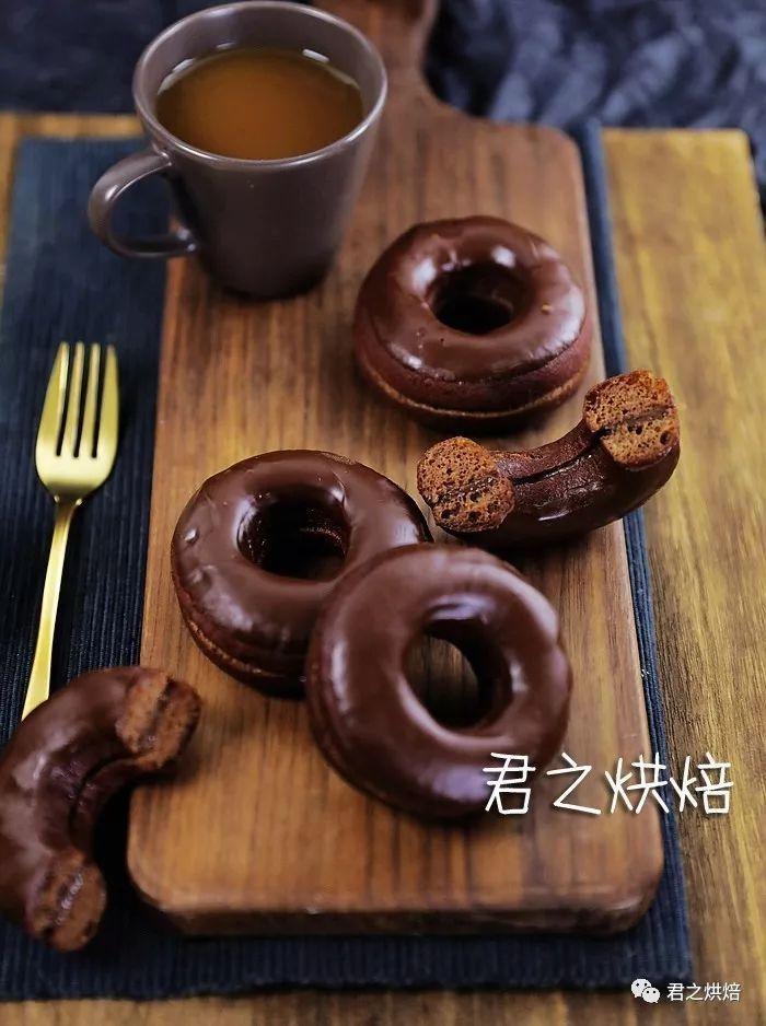 拒绝巧克力奶油甜甜圈,到底有多难?