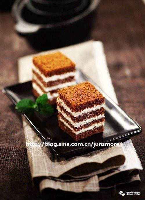 最爱简约 | 奶酪夹心巧克力蛋糕