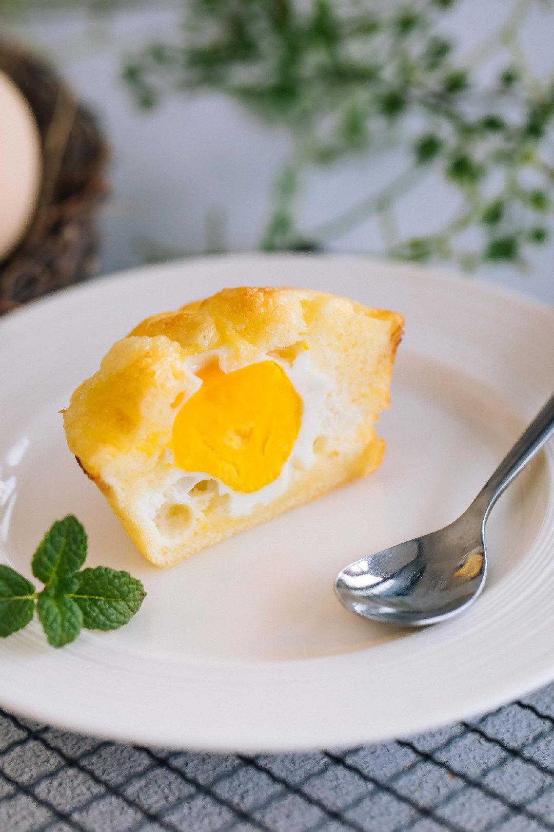 火爆韩国街头流行小吃!你确定不让明天的早餐改变一下?——芝士鸡蛋蛋糕
