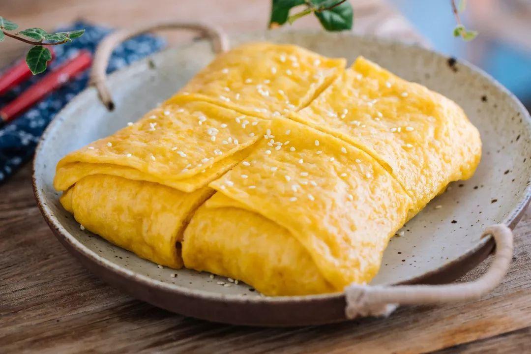 秋冬天,早餐来点简单、温和、暖胃的吧!