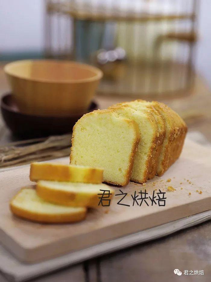 简单松软细腻的米粉蛋糕,好做又好吃!