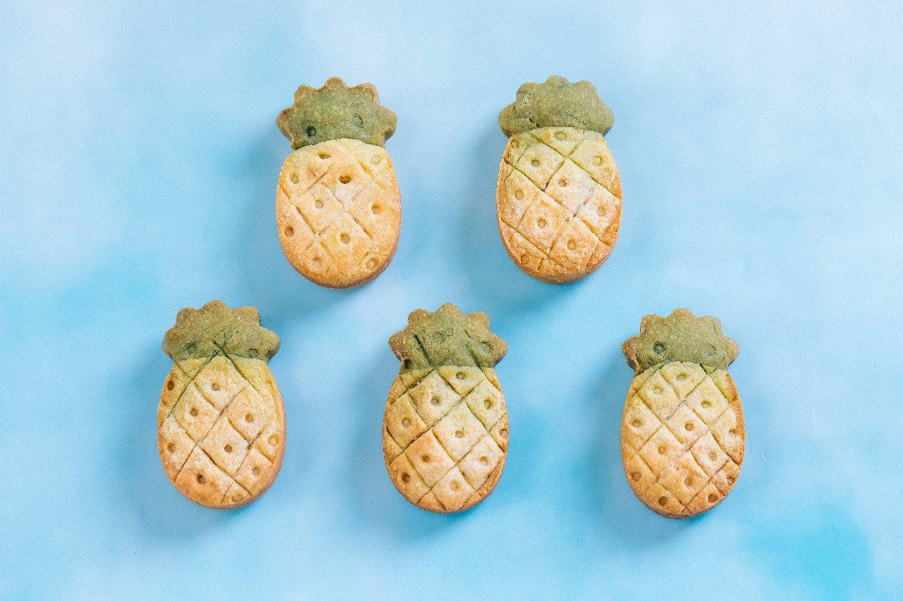 造型凤梨酥