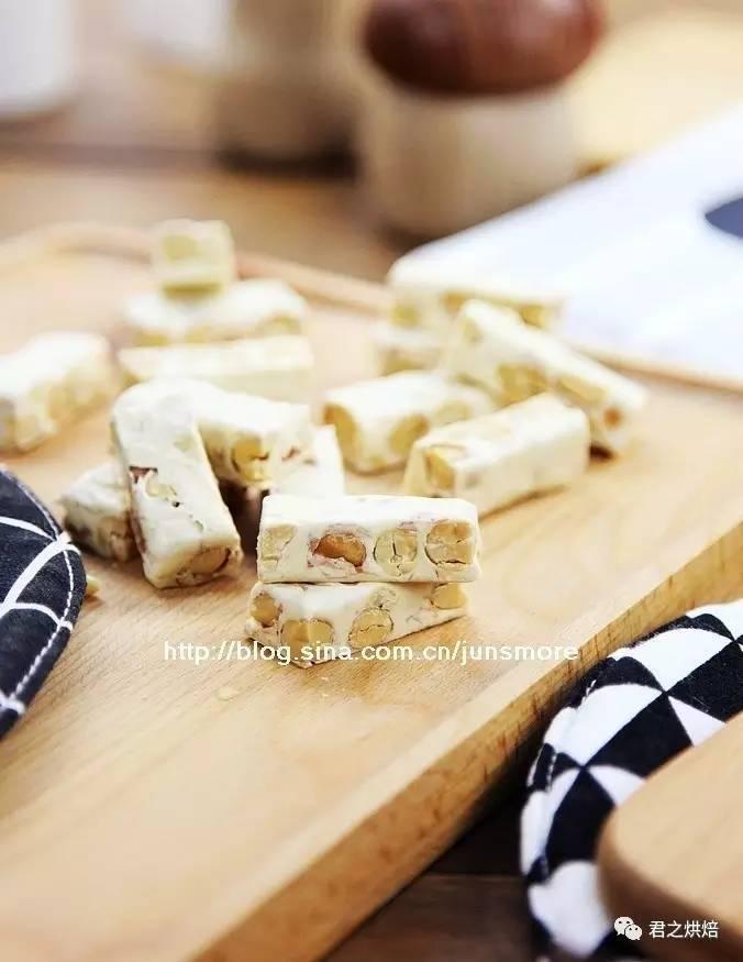 花生牛轧糖+抹茶牛轧糖,超完美牛轧糖做起来!