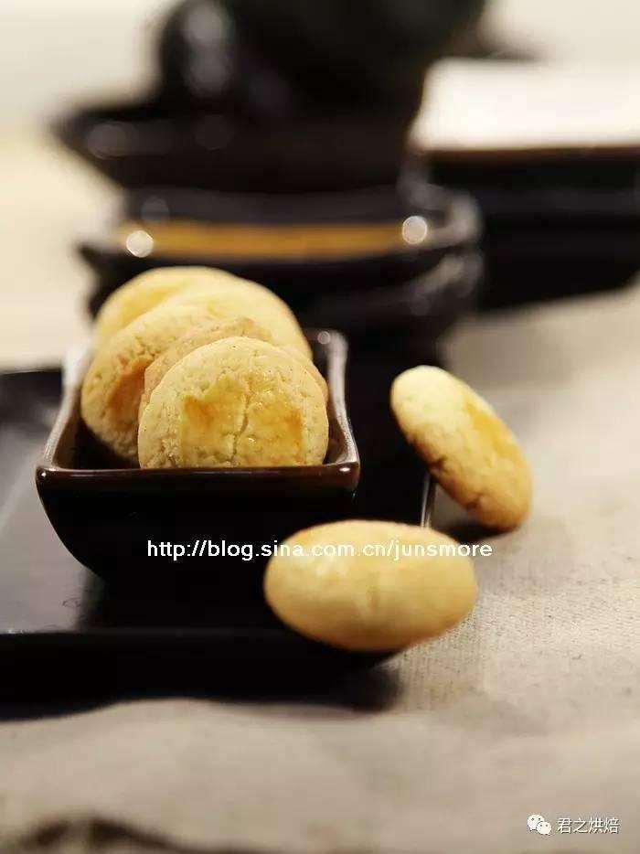 虽然简单,却怎么也吃不腻   奶香小酥饼
