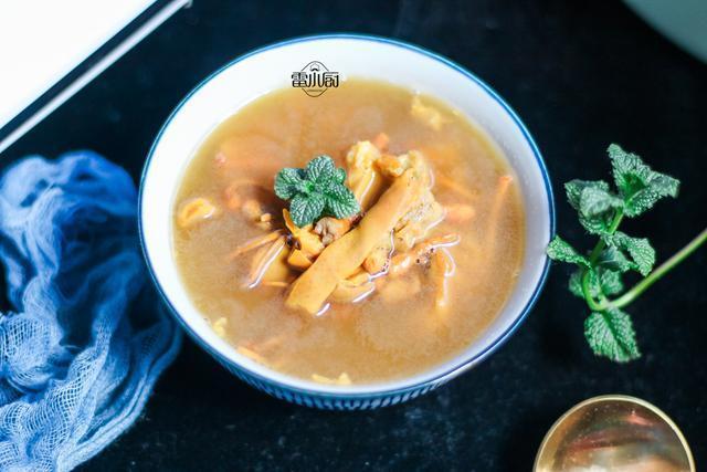 这碗汤,每周必喝一顿,贵是很贵 ,但营养高,很值!