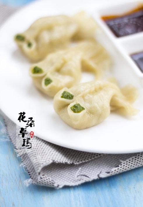 #九州筵席#年年有余蒸蒸日上——小金鱼蒸饺