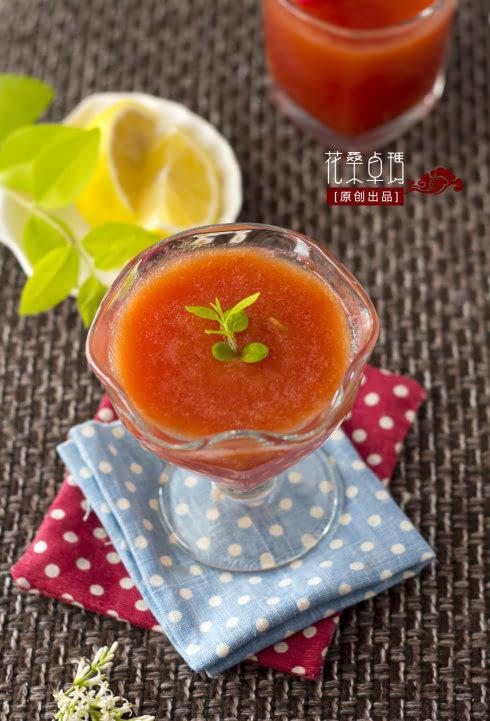 【527】低成本平民饮品:柠檬番茄汁